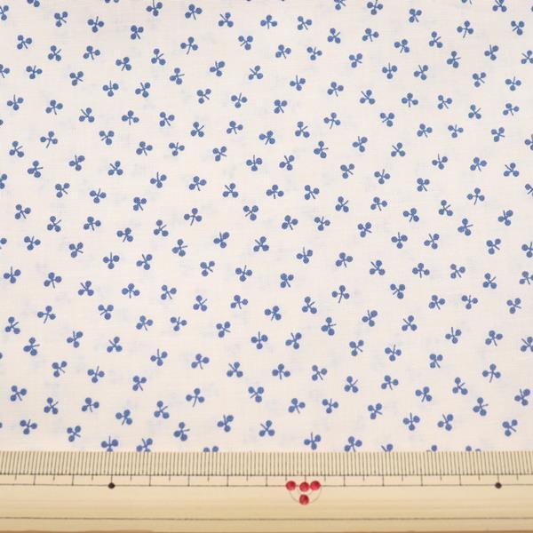 【抗菌・抗ウイルス】クレンゼ スケアー プリント生地 木の実柄 50cmカットクロス
