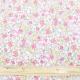 生地 60スラブローンプリント 花柄(A)
