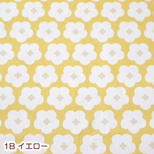 オックスプリント 花柄(50cm単位)