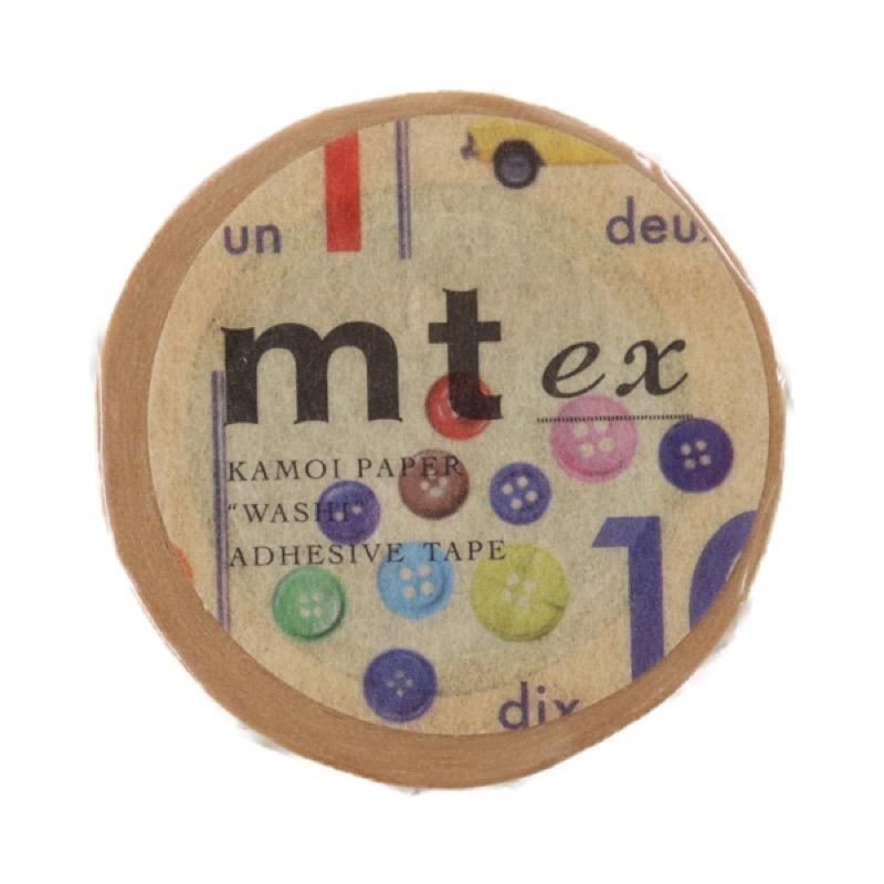 マスキングテープ mt ex 数 幅30mm×10m巻