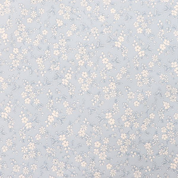 生地 ブロードプリント 小花柄