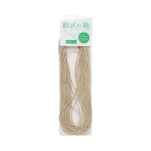 結びの紐 極細 5m