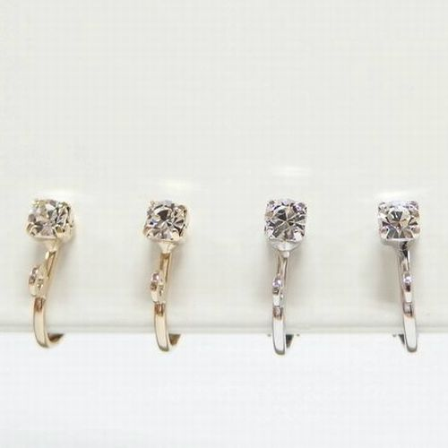 石付ネジイヤリング【14mm】 2個入