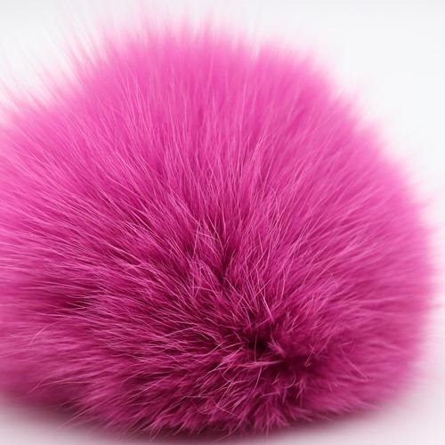 フォックスボール ピンク