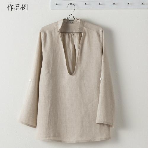 【Nu:Handworks】リネン薄地(50cm単位)