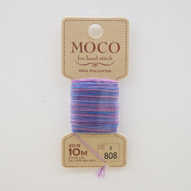 MOCO グラデーション for hand stitch 20/6 10m