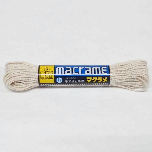 マクラメ【#14】(生成り)
