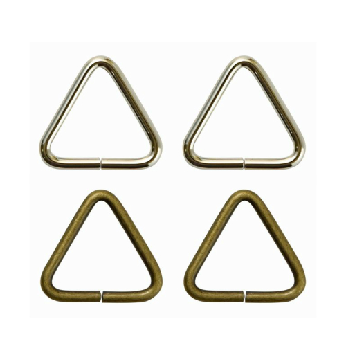 三角カン【25mm】2個入