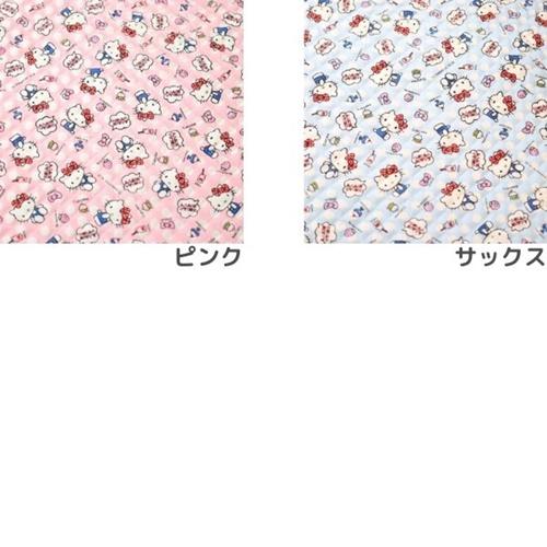 生地 DRMサンリオ オックス【キルト】 キティ 小物柄