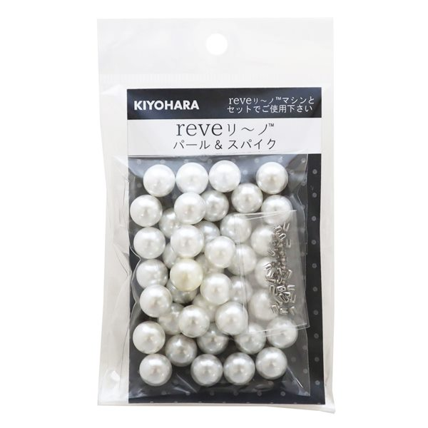 reve リ〜ノ パールL ラージパック ホワイト(4mm-12mm)