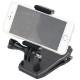 スマホ スマートフォン 携帯 クリップ マウント ホルダー アクセサリー セット 挟む 取り付け スタンド 固定 安い セール 取付 可能 GoPro 8 ゴープロ カメラ アンドロイド アイフォン iPhone 対応