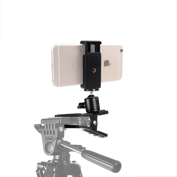 スマホ スマートフォン 携帯 ホルダー クリップ マウント アクセサリー セット 車内 後部座席 ベビーカー スタンド テレワーク おうち時間 撮影 机 デスク 棚 パイプ 固定 挟む 安い セール アンドロイド アイフォン iPhone スマートホン アイフォーン マルチ 万能