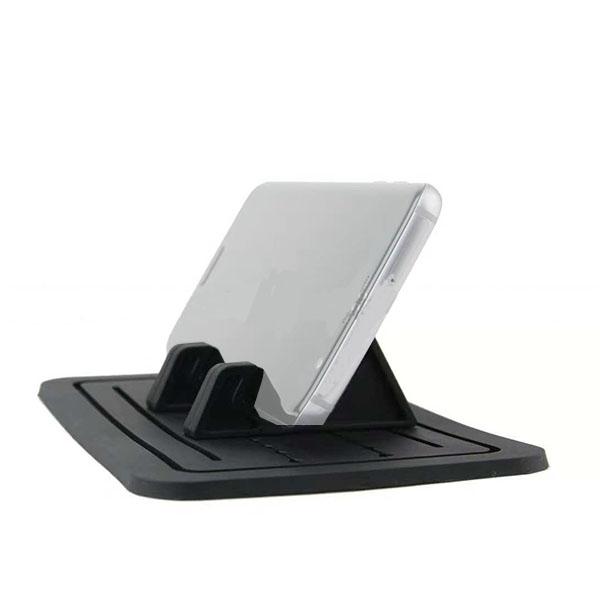 スマートフォン ダッシュボード 滑り止め スタンド ホルダー スマホ 携帯 タブレット 車載用 シート iPhone iPad 車載ホルダー シリコン マット 卓上 スマホスタンド カーナビ ドラレコ ドライブレコーダー 車 アンドロイド 固定 滑り防止マット ドライブ youtube