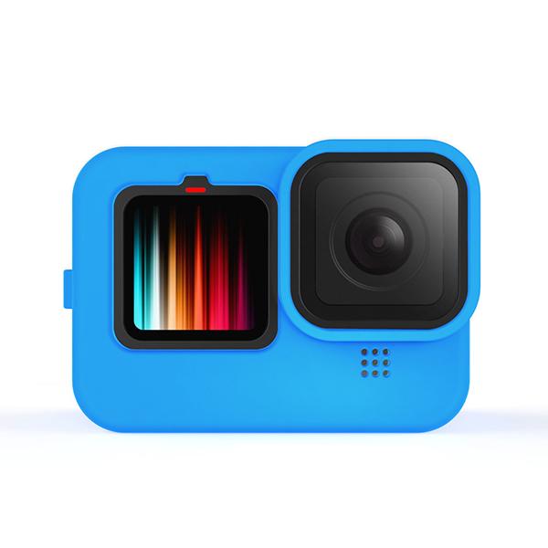 GoPro ゴープロ 9 用 アクセサリー シリコン ケース アクションカメラ ウェアラブルカメラ gopro9