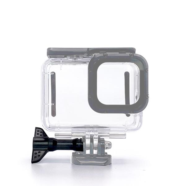 GoPro ゴープロ 9 8 7 対応 アクセサリー フィン 型 スクリュー ネジ パーツ アクションカメラ ウェアラブルカメラ gopro9 gopro8 gopro7
