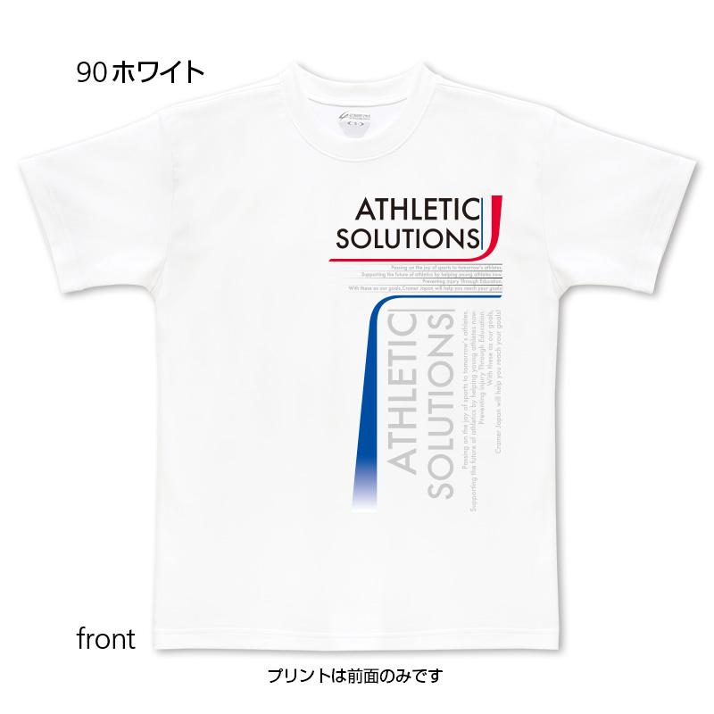ACT(前面プリントTシャツ)