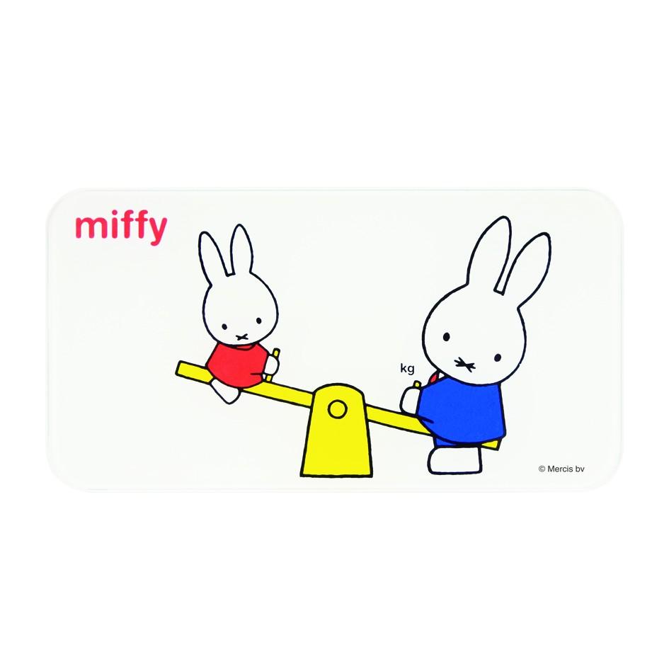 ミッフィーの小さなデジタル体重計