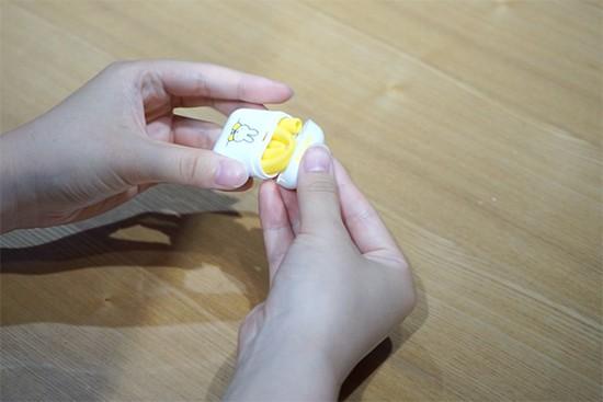 ポケットシリコンストロー(バッドばつ丸)