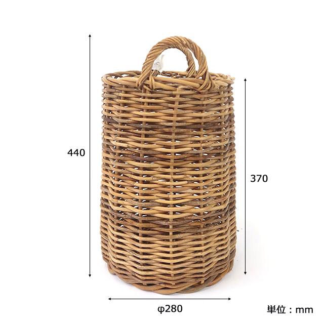 トールバスケット Lサイズ THE AROROG / アラログ WPL