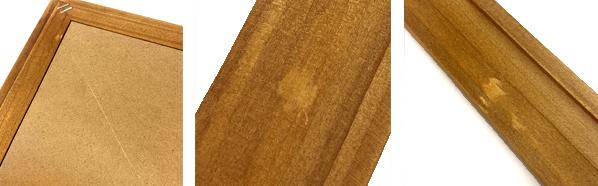 オールドウッド フォトフレーム Sサイズ NEIN MARKE / ナインマーケ