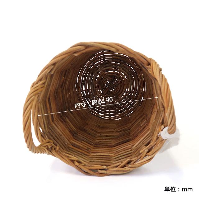 トールバスケット Sサイズ THE AROROG / アラログ WPL