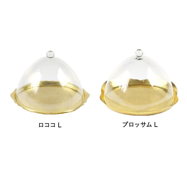 ガラスドーム Lサイズ in bloom / インブルーム  WPM