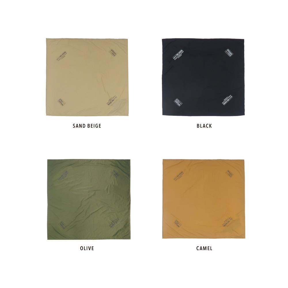 ウォーターリパレント ナイロンフロシキ 4色 POSTGENERAL/ポストジェネラル