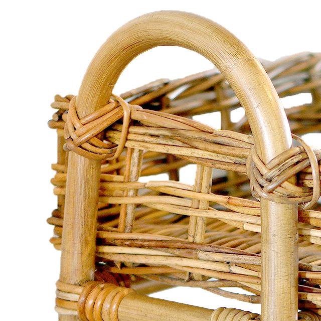 【直送可】レクト3段バスケット THE AROROG / ジ・アラログ