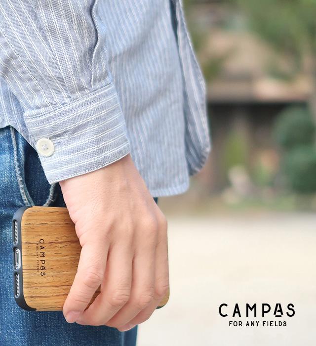 iPhoneケース7/8 (4色) CAMPAS / キャンパス