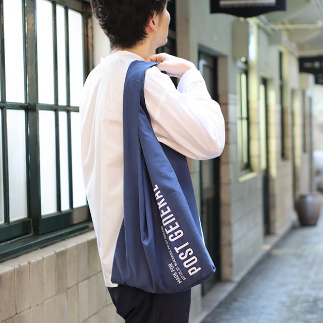 ショッパーバッグ (8色) POST GENERAL / ポストジェネラル