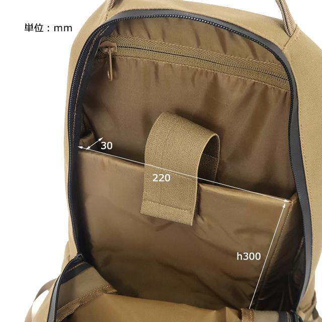 バックパック モデル788 (ブラック / ウルフブラウン) POST GENERAL / ポストジェネラル WPL  fd