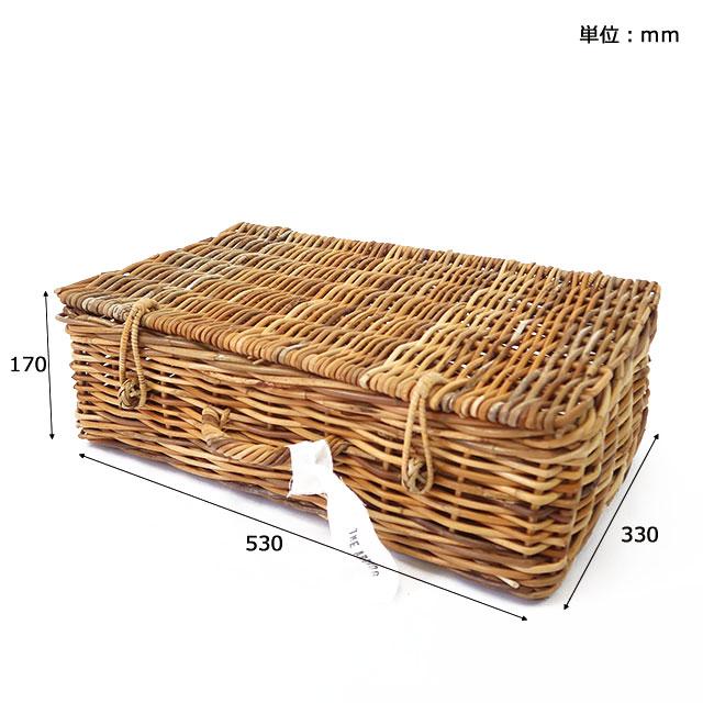 バゲッジバスケット Lサイズ THE AROROG / アラログ