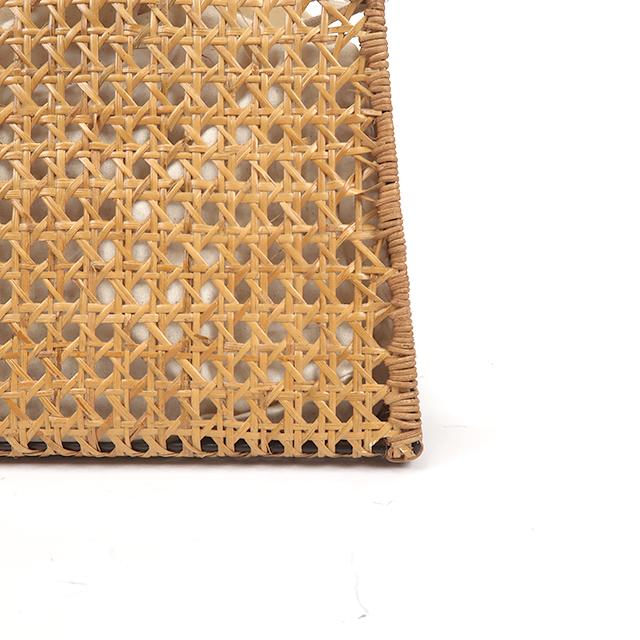八ツ目編みカゴバッグ サークルハンドル CARMELINA / カルメリーナ WPL