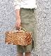 八ツ目編みカゴバッグ サークルロング CARMELINA / カルメリーナ WPL