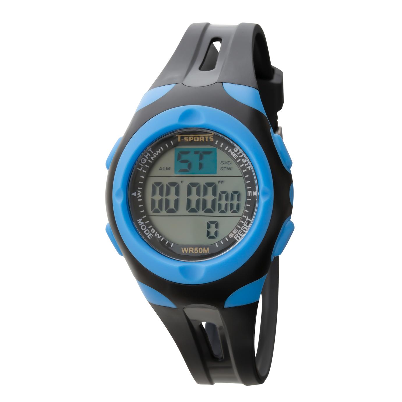 T-SPORTS ティースポーツ デジタルウオッチ 腕時計【TS-D157】