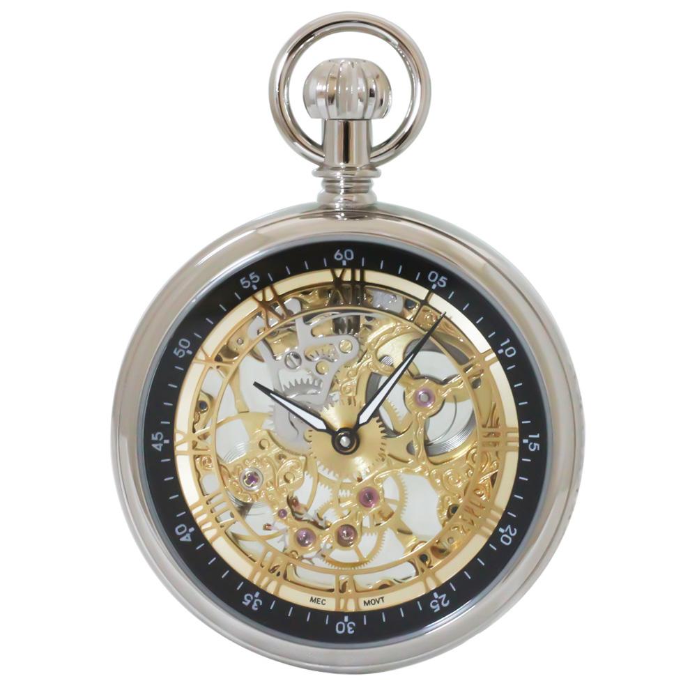 機械式懐中時計 手巻き式 BENTLEY ベントレー【BTY-4127】
