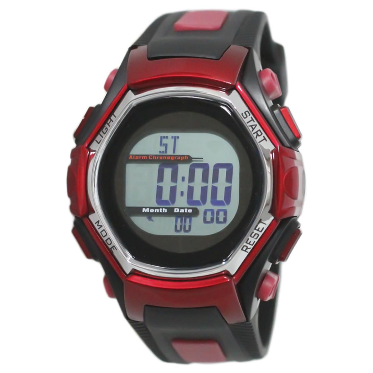 フォルミア FORMIA デジタルウオッチ ソーラー電波 メンズ 腕時計【FDM7861】