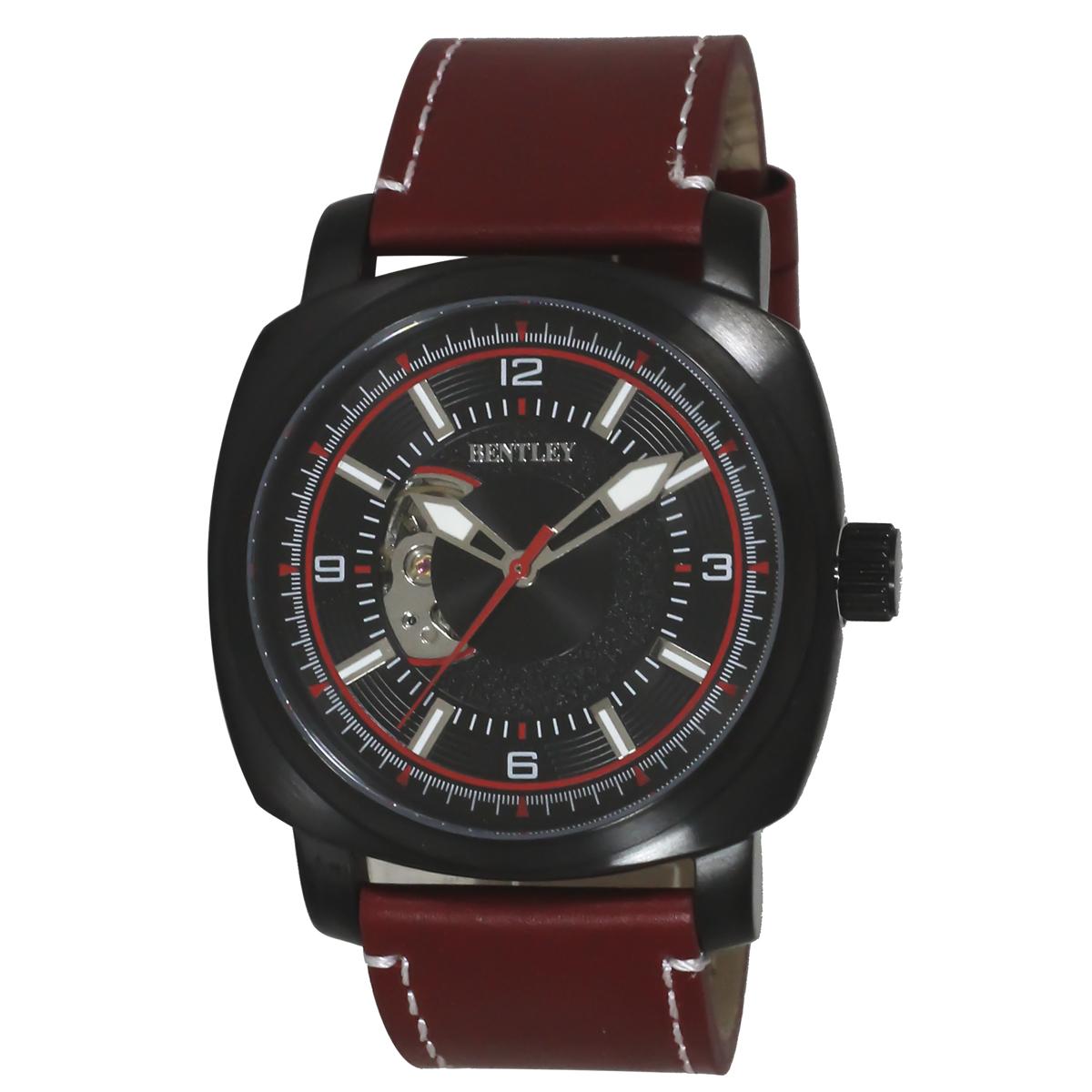 機械式腕時計 アナログウォッチ メンズ BENTLEY ベントレー【BT-AM078】