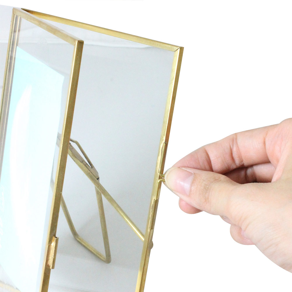 フォトフレーム ガラス【IPF-6001】