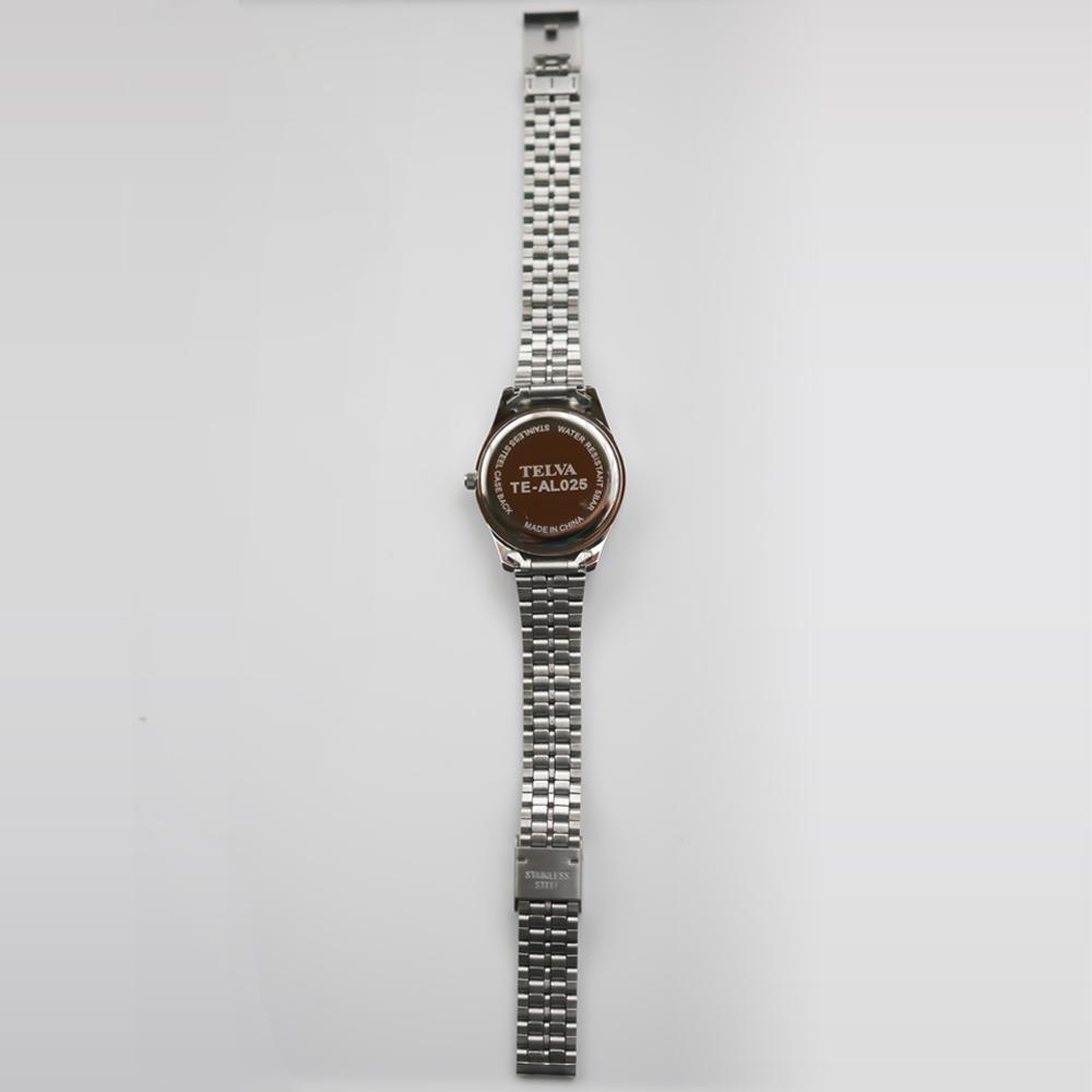TELVA テルバ アナログ時計 レディース シンプル【TE-AL025】