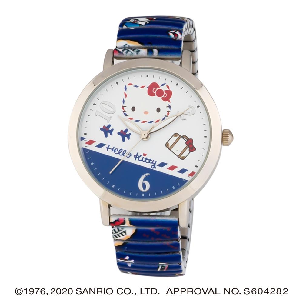 ハローキティ HELLO KITTY 腕時計 アナログウオッチ レディース キッズ 【HK-A1671】