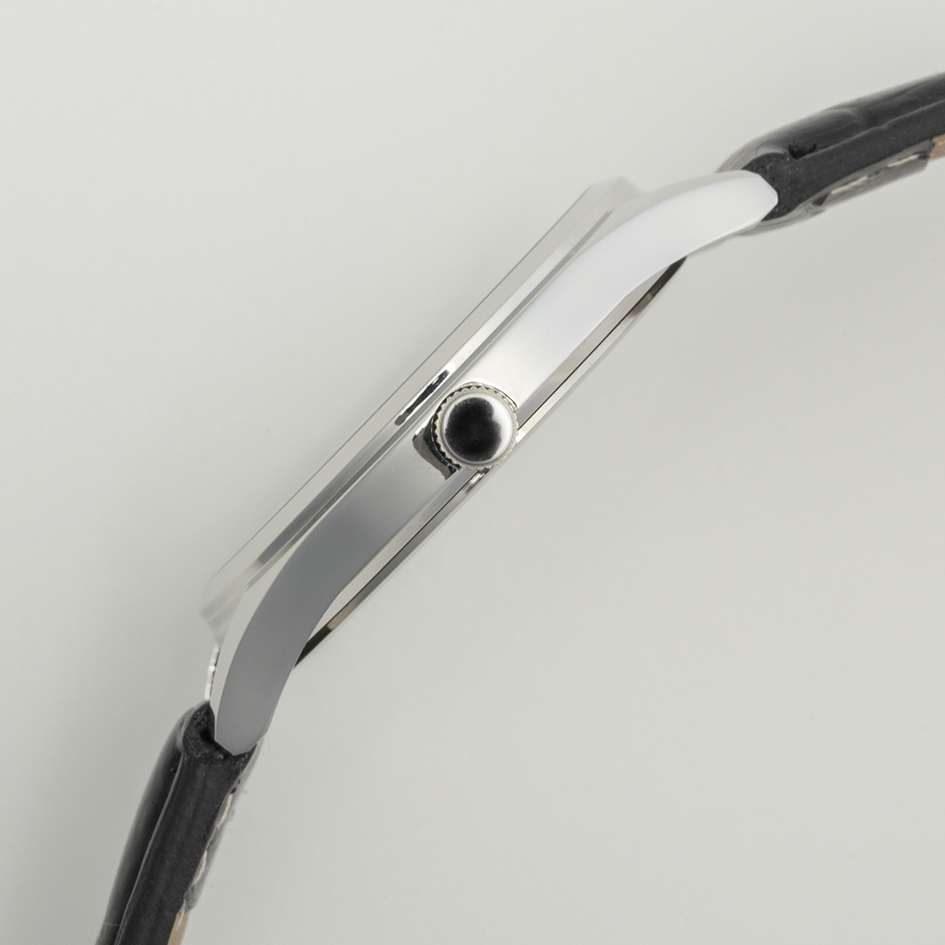 TELVA テルバ アナログウオッチ メンズ 腕時計 薄型針【TE-AM184】
