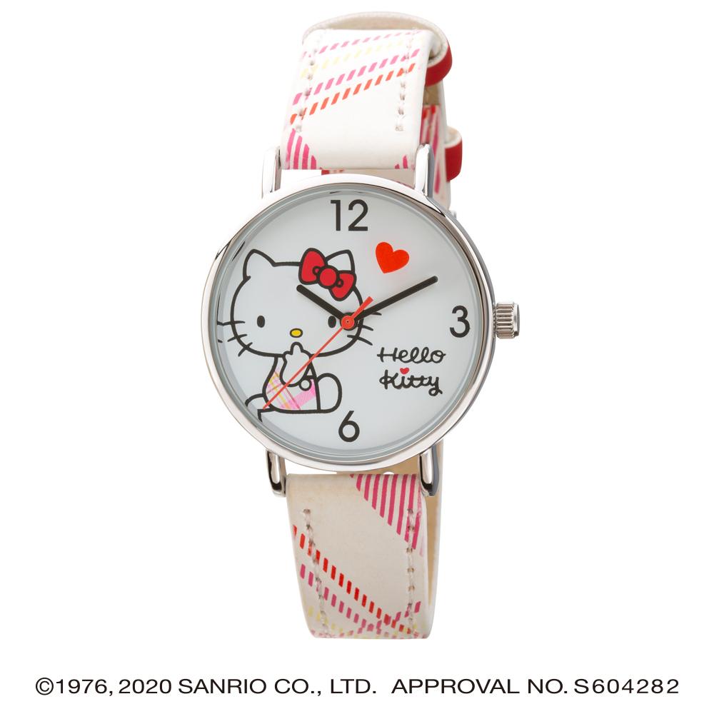 ハローキティ HELLO KITTY 腕時計 アナログウオッチ レディース キッズ 【HK-AL1643】