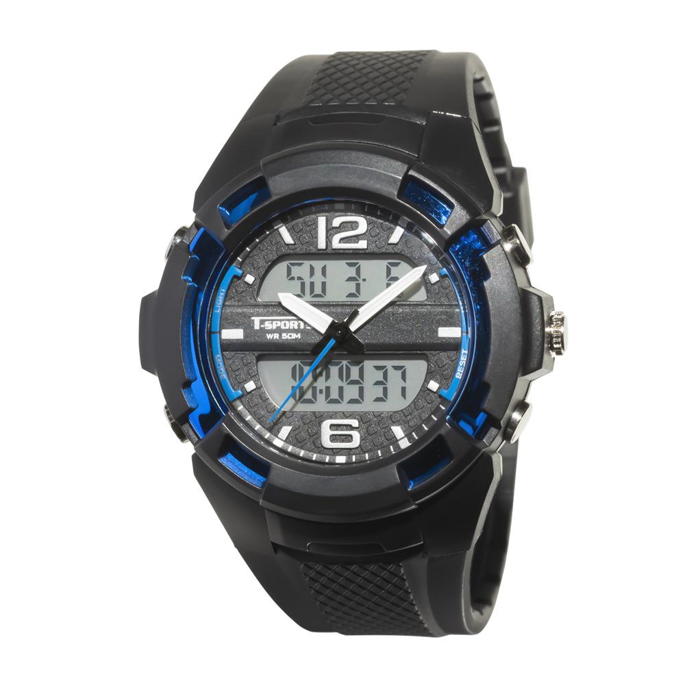 T-SPORTS ティースポーツ アナデジウオッチ 腕時計【TS-AD251】