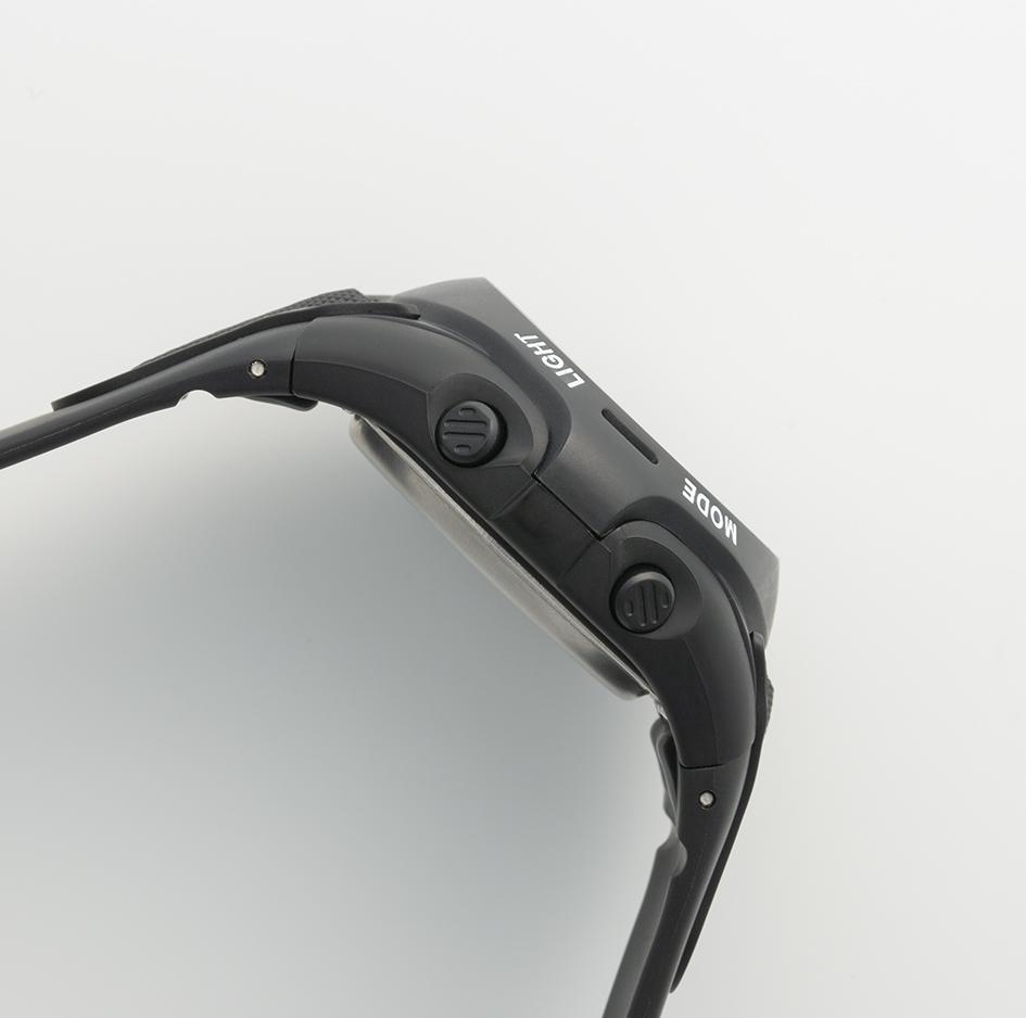 TELVA テルバ デジタルウオッチ 電波時計 メンズ 腕時計【TE-D190】