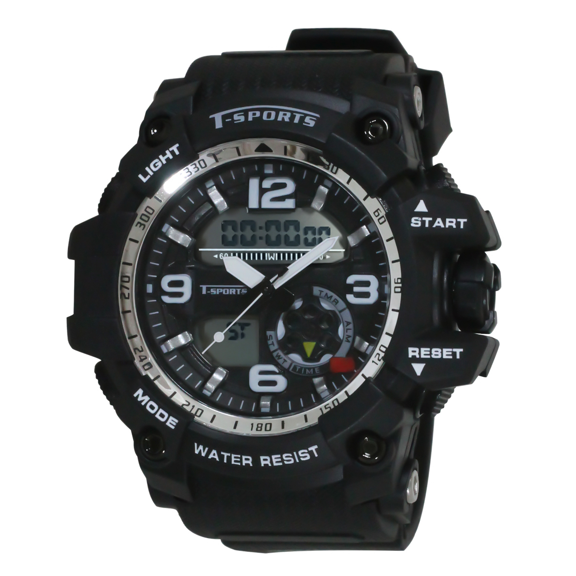 T-SPORTS ティースポーツ アナデジウオッチ 腕時計【TS-AD095】