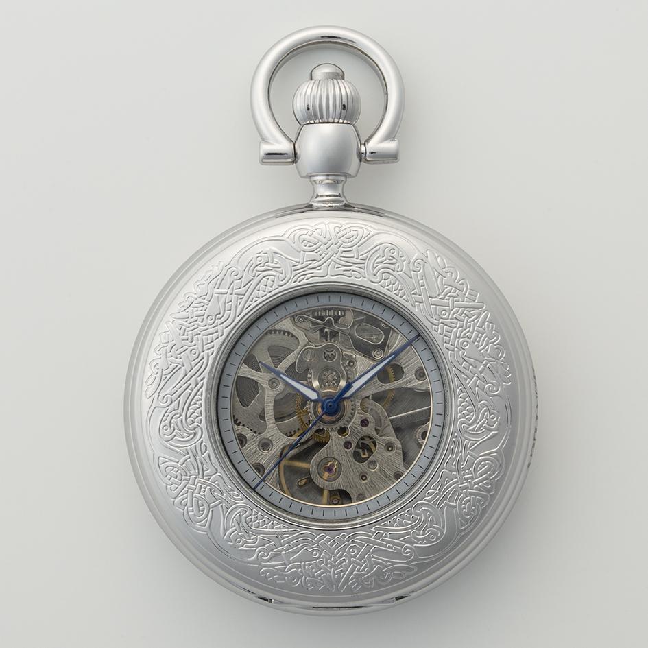 機械式懐中時計 手巻き式 BENTLEY ベントレー【BT-AP224】