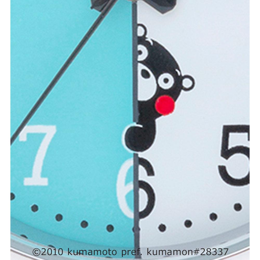 くまモン柄ウオッチ 腕時計 アナログウオッチ キャラクター【KM-AL080】
