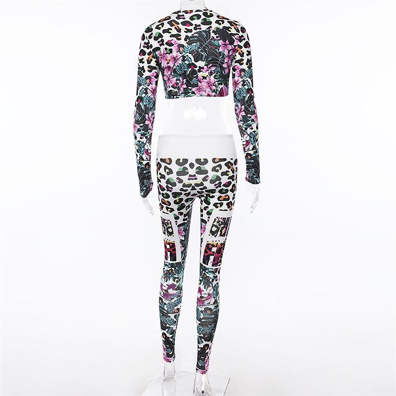 セットアップ レディース ダンス衣装 ジム ヨガ フィットネス 2点セット 上下セット 韓国 ショート丈トップス かっこいい おしゃれ かわいい セクシー
