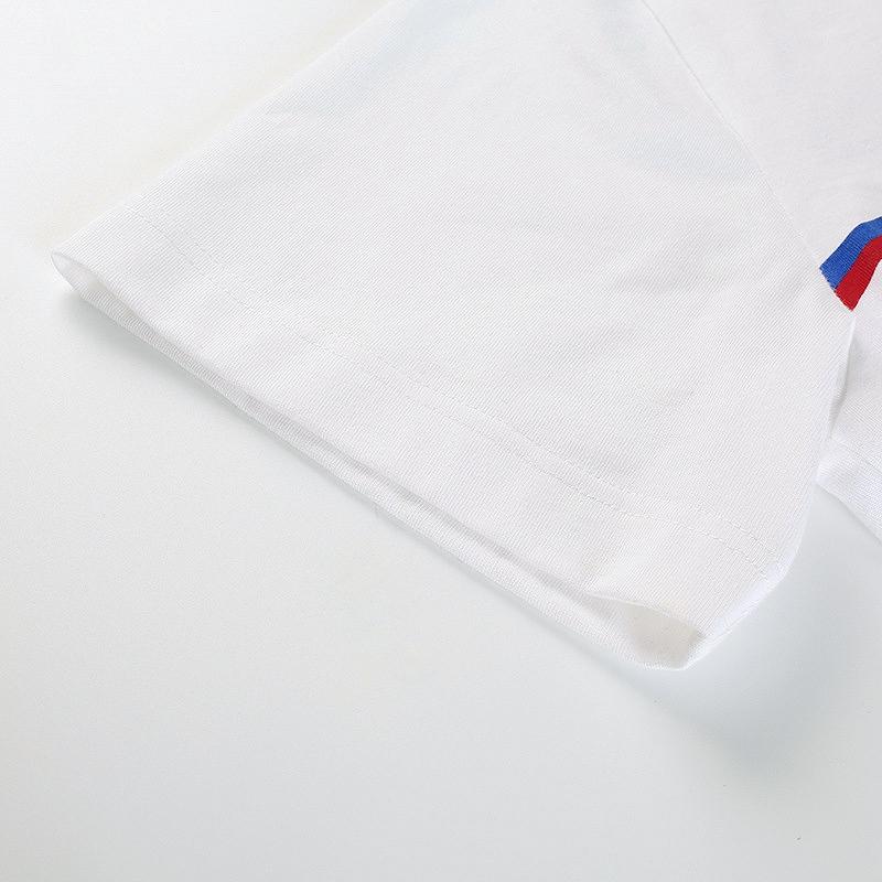 tシャツ ショート丈 トップス へそ出し カットソー 半袖 レディース ダンス 衣装 韓国 ファッション かっこいい おしゃれ かわいい ブラック レッド ホワイト